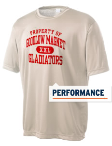 Goodlow Elementary Magnet School Gladiators Men's Competitor Performance T-Shirt