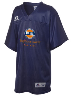 Prep Sportswear Russell Kid's Replica Football Jersey