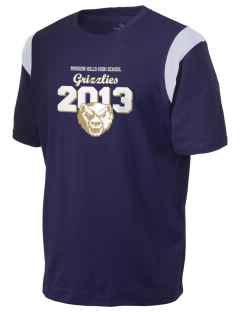 Mission Hills High School Grizzlies Holloway Men's Rush T-Shirt