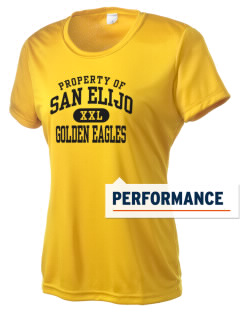 San Elijo Middle School Golden Eagles Women's Competitor Performance T-Shirt