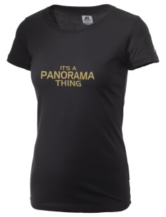 Panorama High School Python  Russell Women's Campus T-Shirt