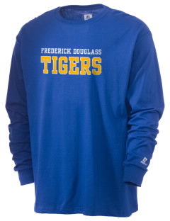 Frederick Douglass Academy High School Tigers  Russell Men's Long Sleeve T-Shirt