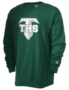 Tuscarora High School Titans  Russell Men's Long Sleeve T-Shirt