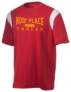 The Holy Place Christian Academy Eagles Holloway Men's Rush T-Shirt