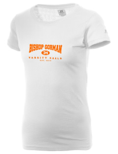 Bishop Gorman High School Gaels  Russell Women's Campus T-Shirt