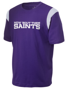 Charles B Sinclair Middle School Saints Holloway Men's Rush T-Shirt