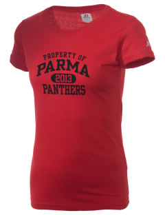 Parma Middle School Panthers  Russell Women's Campus T-Shirt