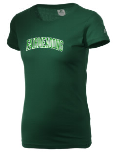 Fairmeadows Elementary School Panthers  Russell Women's Campus T-Shirt