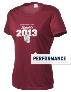 Newman Catholic School Knights Women's Competitor Performance T-Shirt