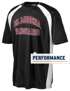 El Modena High School Vanguards Men's Dry Zone Colorblock T-Shirt