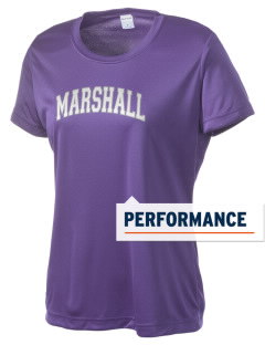 Thurgood Marshall Elementary School Bulldogs Women's Competitor Performance T-Shirt