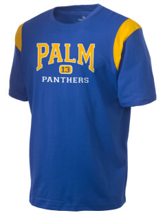 Palm School Panthers Holloway Men's Rush T-Shirt