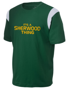 Sherwood Elementary School Archers Holloway Men's Rush T-Shirt