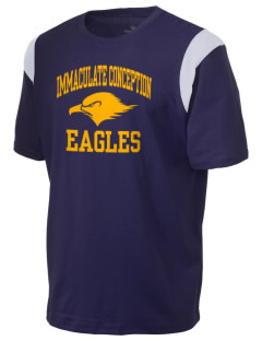 Immaculate Conception School Eagles Holloway Men's Rush T-Shirt
