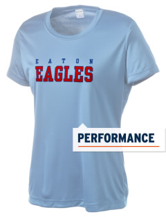 Eaton Elementary School Eagles Women's Competitor Performance T-Shirt