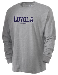 Loyola High School Of Los Angeles Cubs  Russell Men's Long Sleeve T-Shirt