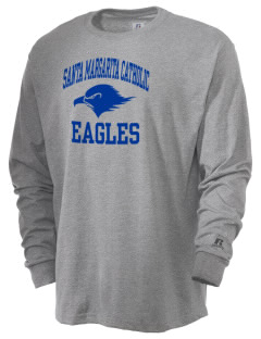 Santa Margarita Catholic High School Eagles  Russell Men's Long Sleeve T-Shirt
