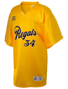 Regina High School Regals Russell Kid's Replica Football Jersey