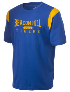 Beacon Hill Elementary School Tigers Holloway Men's Rush T-Shirt