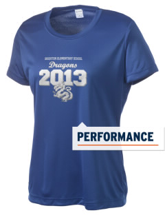 Brighton Elementary School Dragons Women's Competitor Performance T-Shirt