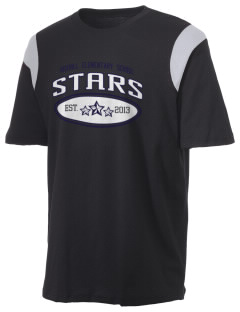 Roxhill Elementary School Stars Holloway Men's Rush T-Shirt