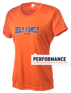 Holy Family School Cougars Women's Competitor Performance T-Shirt