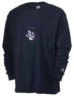 Canevin Catholic High School Crusaders  Russell Men's Long Sleeve T-Shirt