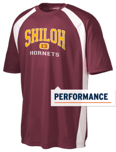 Shiloh Elementary School Hornets Men's Dry Zone Colorblock T-Shirt