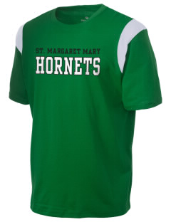 Saint Margaret Mary School Hornets Holloway Men's Rush T-Shirt