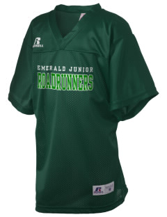 Emerald Junior Academy Roadrunners Russell Kid's Replica Football Jersey