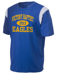 Victory Baptist Academy Eagles Holloway Men's Rush T-Shirt