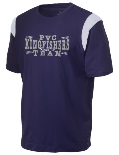 Pleasant Valley Christian Academy Kingfishers Holloway Men's Rush T-Shirt