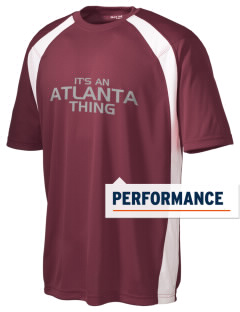 Atlanta Adventist Academy Aardvarks Men's Dry Zone Colorblock T-Shirt