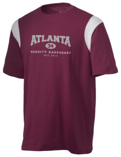 Atlanta Adventist Academy Aardvarks Holloway Men's Rush T-Shirt