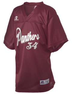 Hine Junior High School Panthers Russell Kid's Replica Football Jersey