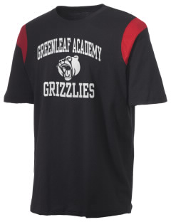 Greenleaf Friends Academy Grizzlies Holloway Men's Rush T-Shirt