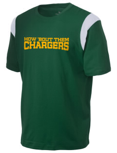 Christ Lutheran School Chargers Holloway Men's Rush T-Shirt