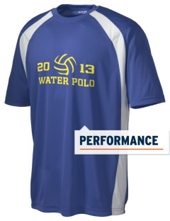 Collegiate Water Polo Association Water Polo Men's Dry Zone Colorblock T-Shirt