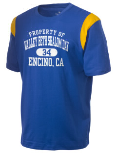 Valley Beth Shalom Day School Encino, CA Holloway Men's Rush T-Shirt