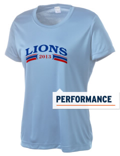 Hilltop Christian School Lions Women's Competitor Performance T-Shirt