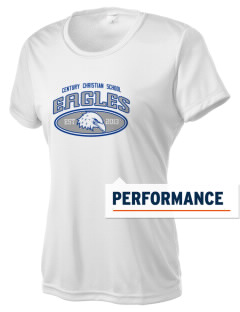 Century Christian School Eagles Women's Competitor Performance T-Shirt