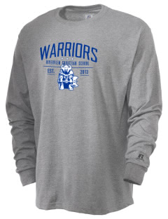 Riverview Christian School Warriors  Russell Men's Long Sleeve T-Shirt