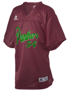 Pinecrest School Panthers Russell Kid's Replica Football Jersey