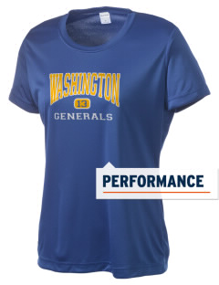 Washington School Generals Women's Competitor Performance T-Shirt