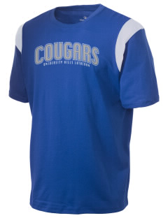 University Hills Lutheran School Cougars Holloway Men's Rush T-Shirt
