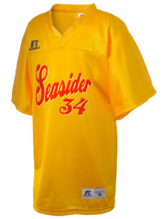 Hawaii Seasider Russell Kid's Replica Football Jersey