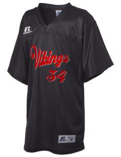 Valley Christian High School Vikings Russell Kid's Replica Football Jersey