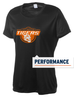 Orange City Christian School Tigers Women's Competitor Performance T-Shirt