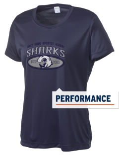 Puget Sound Adventist Academy Sharks Women's Competitor Performance T-Shirt