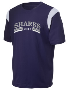 Puget Sound Adventist Academy Sharks Holloway Men's Rush T-Shirt
